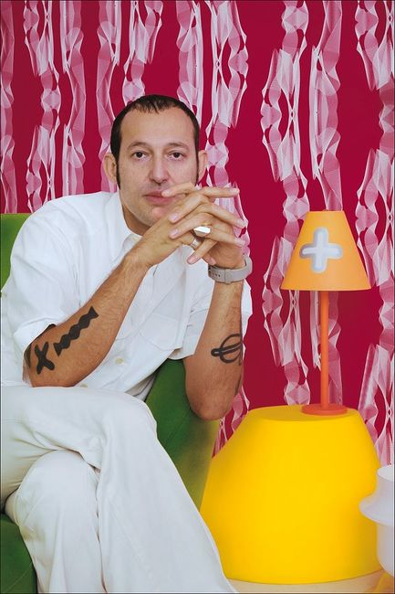 Pavel Antonov. Portraits of Artists I. Karim Rashid